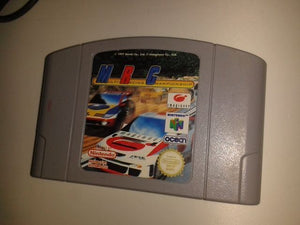 * Nintendo 64 Game * MRC MULTI RACING CHAMPIONSHIP * N64