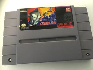 * Super Nintendo Game * ULTRAMAN * SNES * US NTSC Only * Not UK