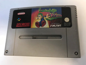 * Super Nintendo Game * LEMMINGS * SNES