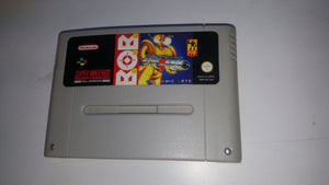 * Super Nintendo Game * B.O.B * SNES BOB