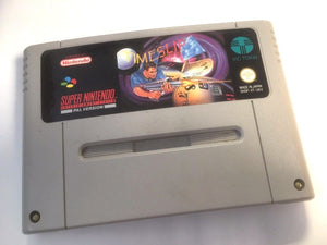 * Super Nintendo Game * TIMESLIP * SNES *