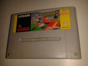 * Super Nintendo Game * INTERNATIONAL SUPERSTAR SOCCER ISS * SNES