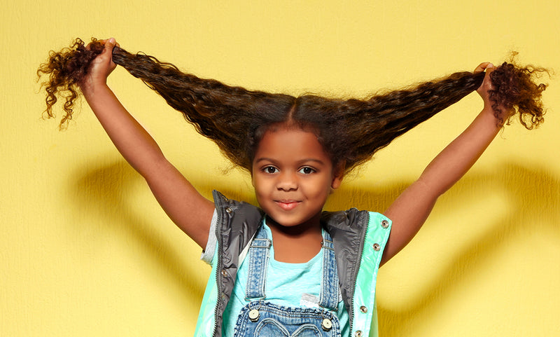 3 Reasons your not seeing your childs hair Grow!
