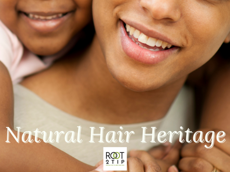 Natural Hairitage: Teaching Hairducation