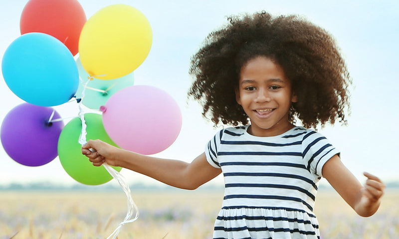 Summer hair care advice for your mixed race or afro child's hair