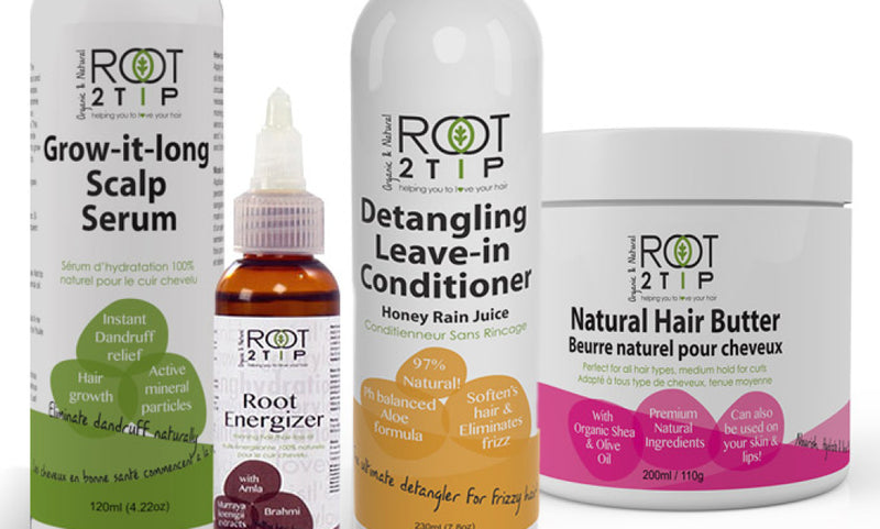 The Just Grow it Hair Kit