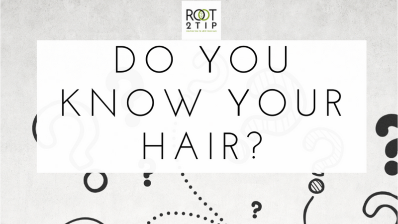 how to know your hair blog banner