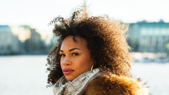 How To Winterise Black Hair Textures: Top 3 Tips