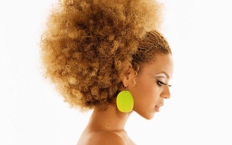 Natural Hair Products for Coloured Curls