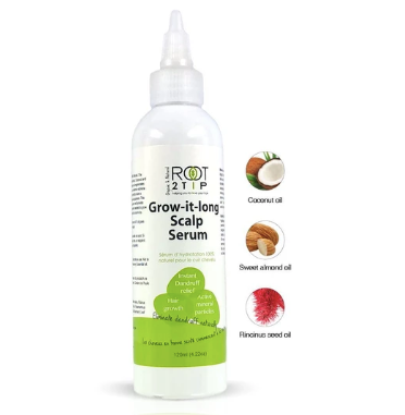 Root2Tip Grow-it-long scalp serum product