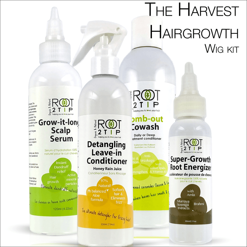 The Harvest Hairgrowth Wig Kit