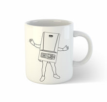Load image into Gallery viewer, BOILER MAN mug
