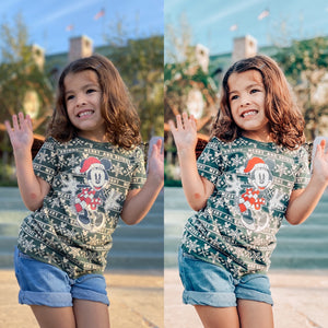 The Festive Babe | Lightroom Mobile Preset