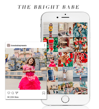 Load image into Gallery viewer, The Bright Babe | Lightroom Mobile Preset