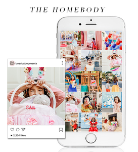 The Homebody | Lightroom Mobile Preset
