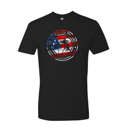 Patriotic Coastin Kids Tee