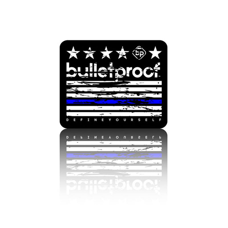 Freedom Decal - Blue Edition