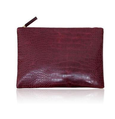 Alligator Leather Wallet - Fashionmoxy