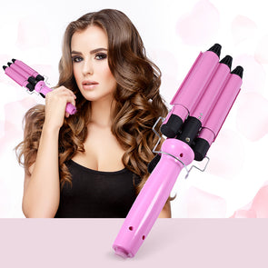 High Quality Hair Wave Ceramic Curler Iron - Fashionmoxy