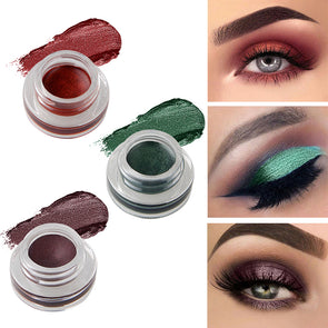 Long Lasting Pigments Metallic Eye Shadow - Fashionmoxy