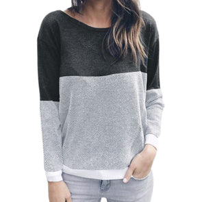 Reversible Hollow Out Knitted Sweater - Fashionmoxy
