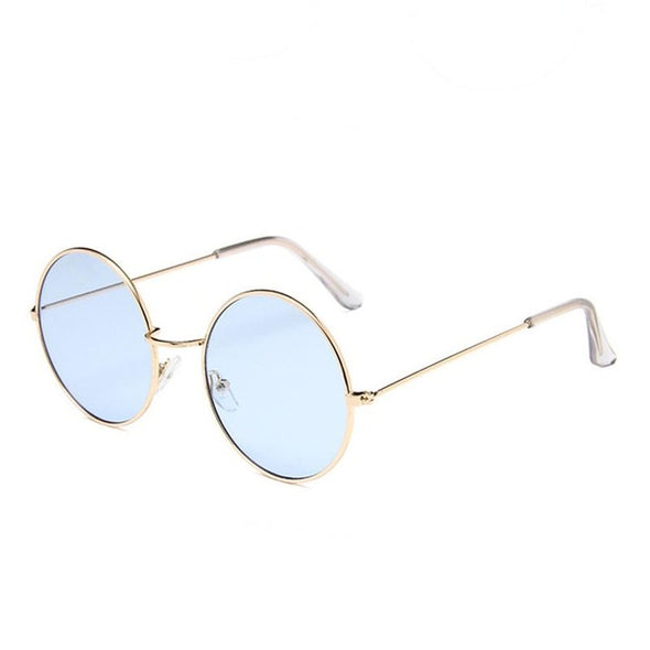 Steampunk Shades Gradient Mirror Lens Sunglasses - Fashionmoxy