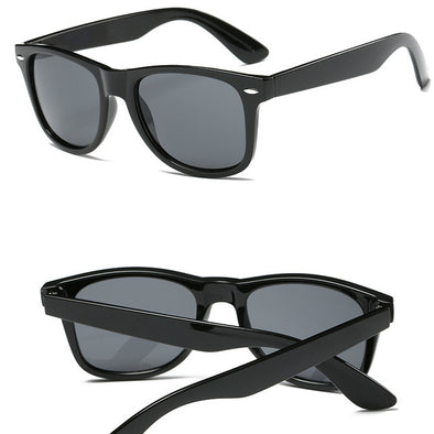 Driving Mirrors Coating Points Polarized Sunglasses - Fashionmoxy