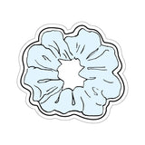 Earth 2 Jane 'Blue Scrunchie' Sticker