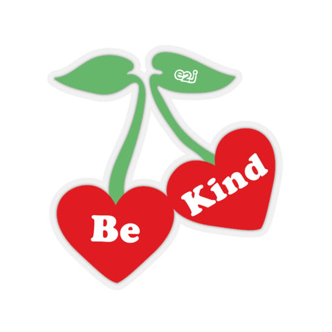 Earth 2 Jane 'Be Kind' Sticker