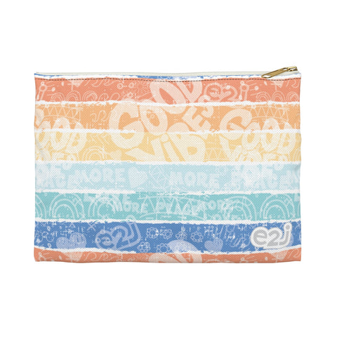 Earth 2 Jane 'Surfer Vibes' Accessory Pouch