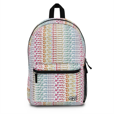 Earth 2 Jane 'Boho'  Backpack (Made in USA)