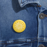 Earth 2 Jane 'Sun' Pin Buttons