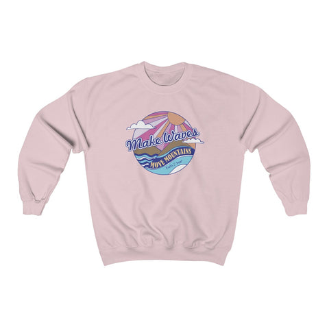 Earth 2 Jane 'Making Waves' Sweatshirt