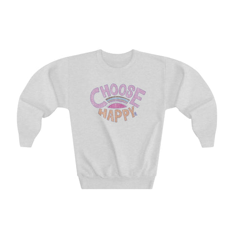 Earth 2 Jane 'Choose Happy' Sweatshirt