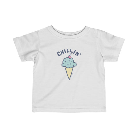 E2J Little 'Chillin' Jersey Tee