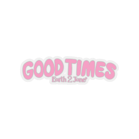 Earth 2 Jane 'Good Times' Sticker