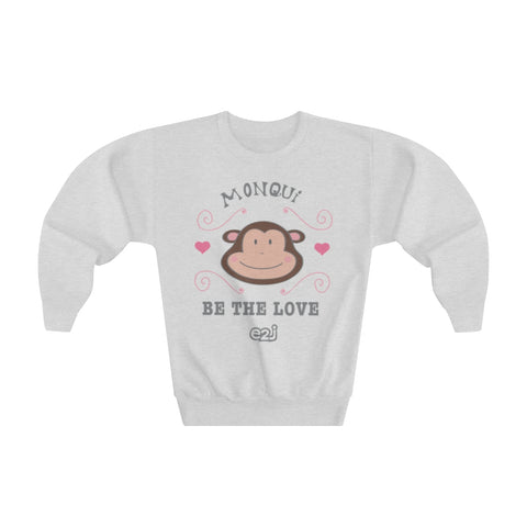 Earth 2 Jane 'Monqui Love' Sweatshirt
