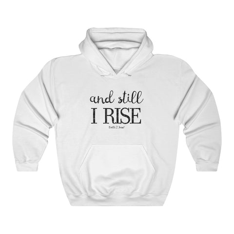 Earth 2 Jane 'I Rise' Hooded Sweatshirt