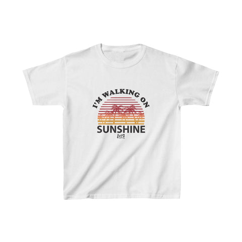 Earth 2 Jane 'Walking on Sunshine'' (O) T-Shirt