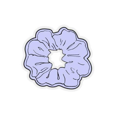 Earth 2 Jane 'Periwinkle Scrunchie' Sticker