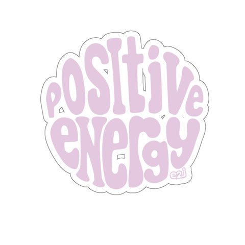 Earth 2 Jane 'Purple Positive' Sticker