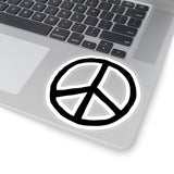 Earth 2 Jane 'Peace Sign' Sticker