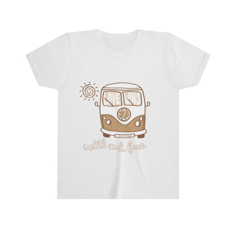Earth 2 Jane 'Surfer Van' T-Shirt