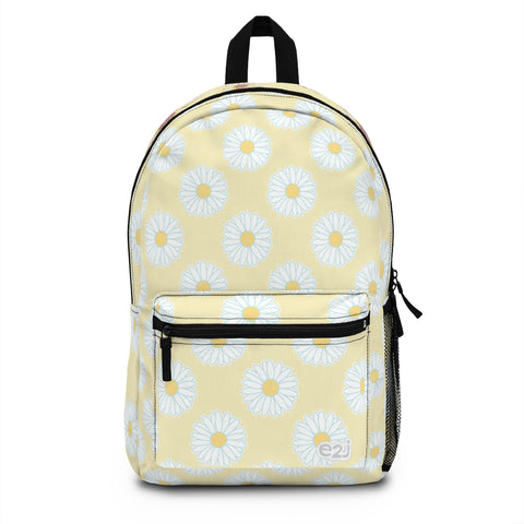 Earth 2 Jane 'Yellow Daisies' Backpack (Made in USA)