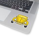 Earth 2 Jane 'Yellow Bug' Sticker