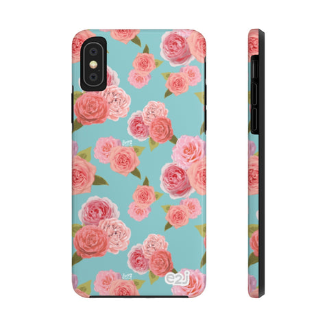 Earth 2 Jane 'Rose Print' Phone Case