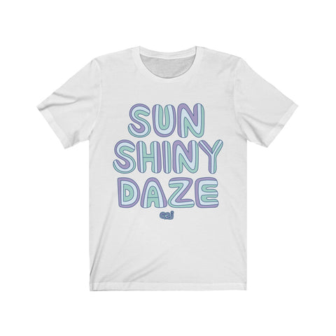 Earth 2 Jane 'Sun-Shiny Daze' T-Shirt