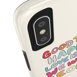 Earth 2 Jane 'Good Things' Phone Case