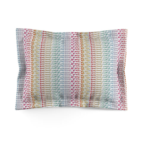Earth 2 Jane 'Boho' Pillow Sham