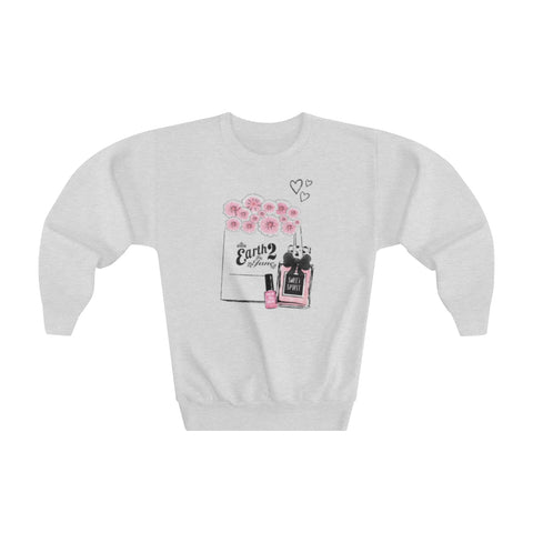 Earth 2 Jane 'Beauty Secrets' Youth Sweatshirt